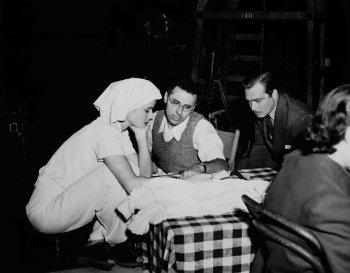 The Philadelphia Story: Katharine Hepburn, John Howard, and George Cukor