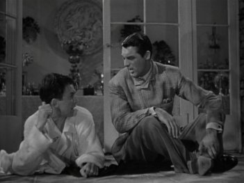 The Philadelphia Story: Cary Grant and James Stewart