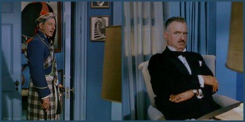 On the Riviera: Danny Kaye