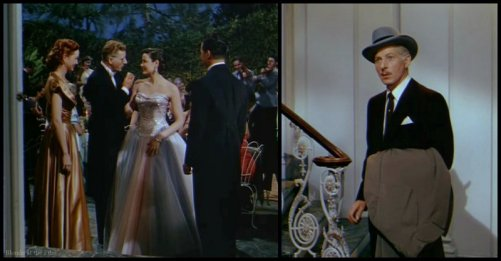 On the Riviera: Danny Kaye and Gene Tierney