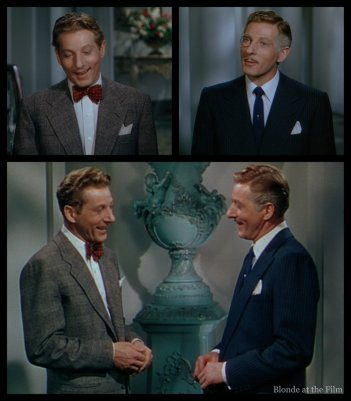 On the Riviera: Danny Kaye