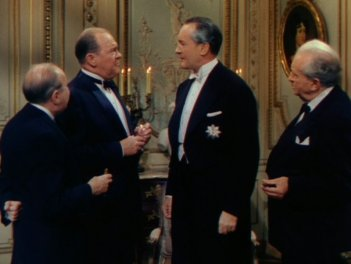 Call Me Madam: George Sanders