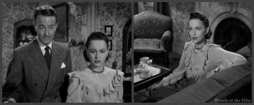 The Dark Mirror: Olivia de Havilland and Lew Ayres