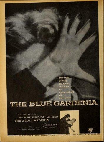 The Blue Gardenia: Anne Baxter