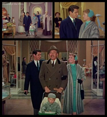 Bundle of Joy: Debbie Reynolds, Adolphe Menjou, and Eddie Fisher