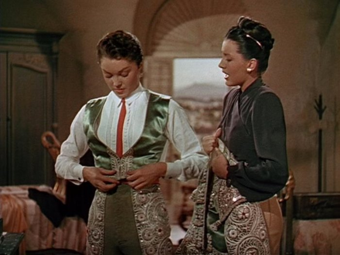 Fiesta: Cyd Charisse and Esther Williams