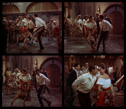 Fiesta: Cyd Charisse and Ricardo Montalban