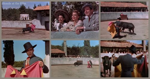 Fiesta: Cyd Charisse, Esther Williams, Ricardo Montalban and John Carroll
