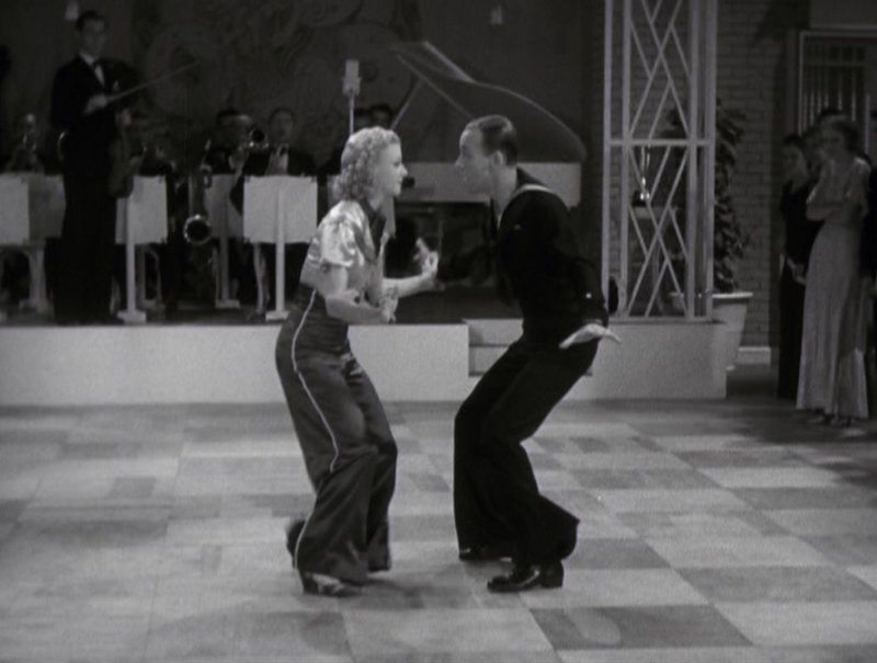 Follow the Fleet: Fred Astaire & Ginger Rogers