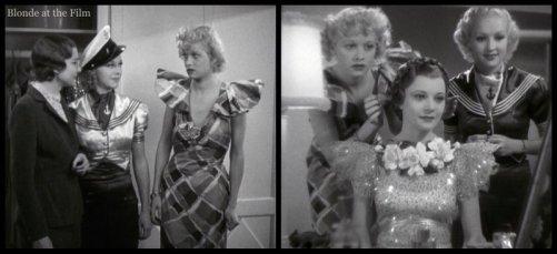 Follow the Fleet: Harriet Nelson, Lucille Ball, and Betty Grable