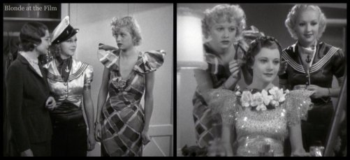 Follow the Fleet: Harriet Nelson, Lucille Ball, and Betty Grable