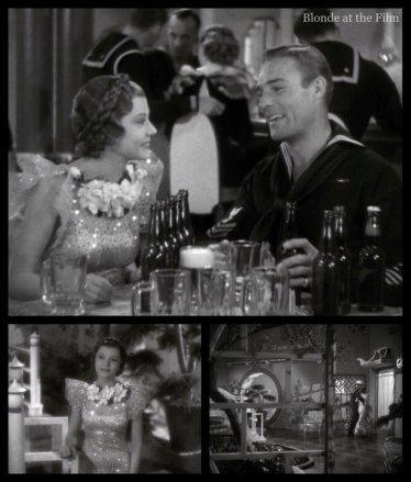 Follow the Fleet: Randolph Scott and Harriet Nelson
