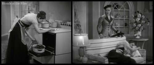 Follow the Fleet: Harriet Nelson and Ginger Rogers
