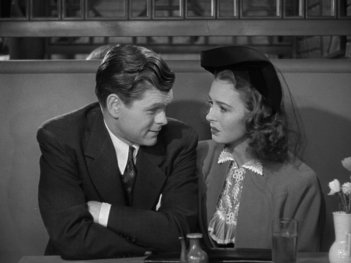 Shadow of the Thin Man: Donna Reed and Barry Nelson