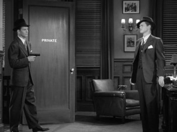 Shadow of the Thin Man: Barry Nelson and Alan Baxter