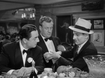 Shadow of the Thin Man: William Powell and Lou Lubin