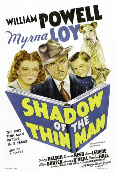 Shadow of the Thin Man: William Powell and Myrna Loy